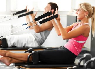 How can Pilates improve your posture and back pain