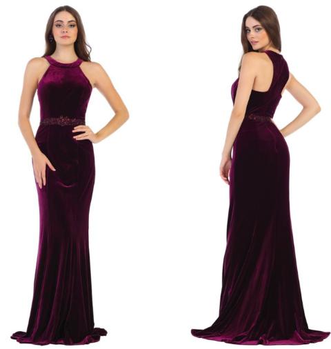 jewel sheath evening dress