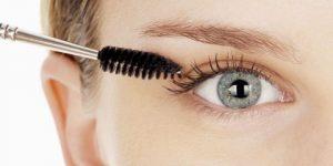 Make lush lashes